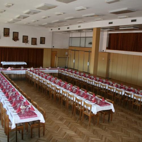 Velký sál Restaurace Kulturní Dům Větrný Jeníkov