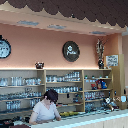 Restaurace Kulturní Dům Větrný Jeníkov