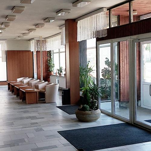 Předsálí Restaurace Kulturní Dům Větrný Jeníkov