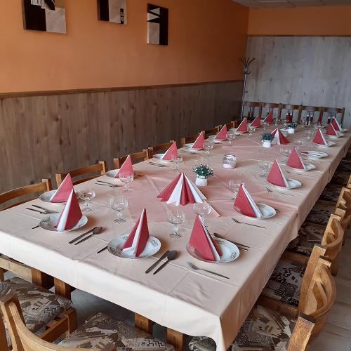 Malý salónek Restaurace Kulturní Dům Větrný Jeníkov